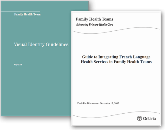Ministry of Health Visual Identity Guidelines